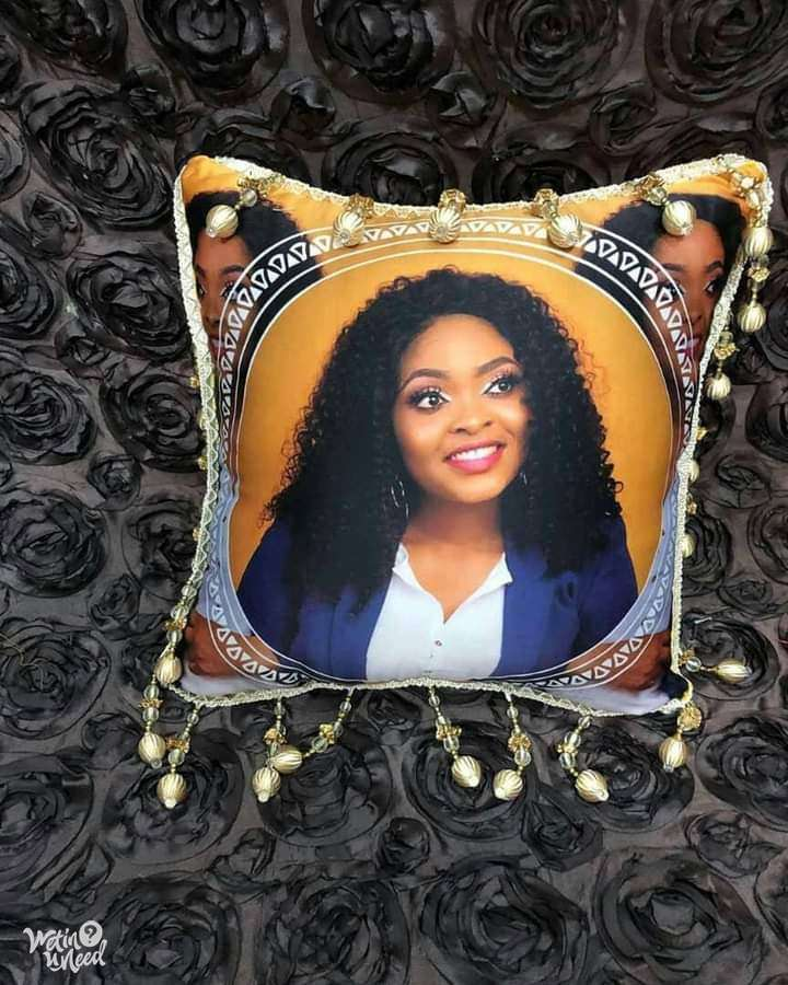Customized Throw Pillows Frame Birthday Surprise Mohammed Abiola Wetinuneed
